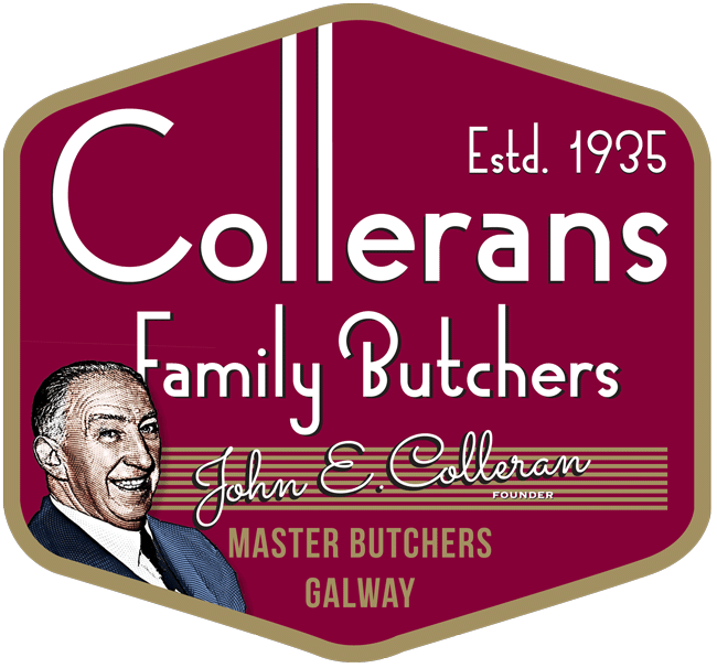 Collerans Family Butcher Logo